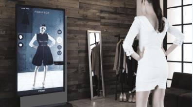 Smart Virtual Mirror