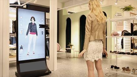 Smart Virtual Mirrors