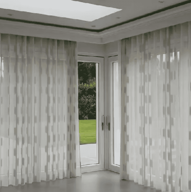 Automated Curtains