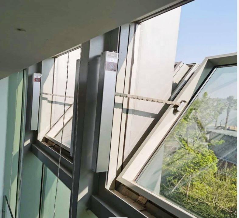 Smart Window Opener