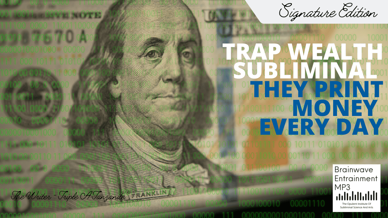 Trap Wealth Subliminal - Brainwave Entrainment MP3