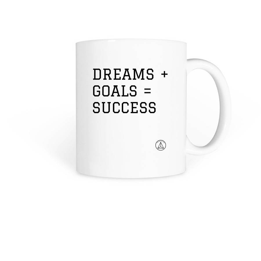 Dreams Success Mug - Brainwave Entrainment MP3