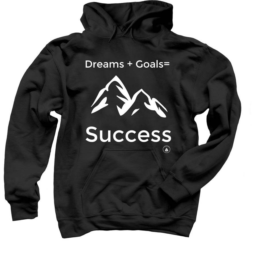 Dreams Success Hoodie And Tee - Brainwave Entrainment MP3