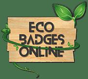 Eco Badges Online Logo