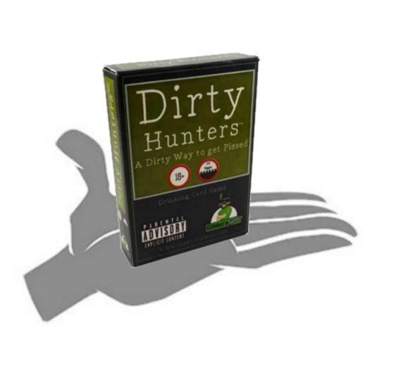 Dirty Hunters Card Game