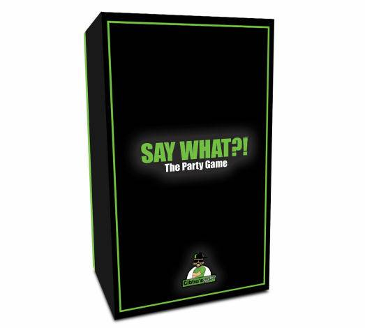 Say What Adult Party Game