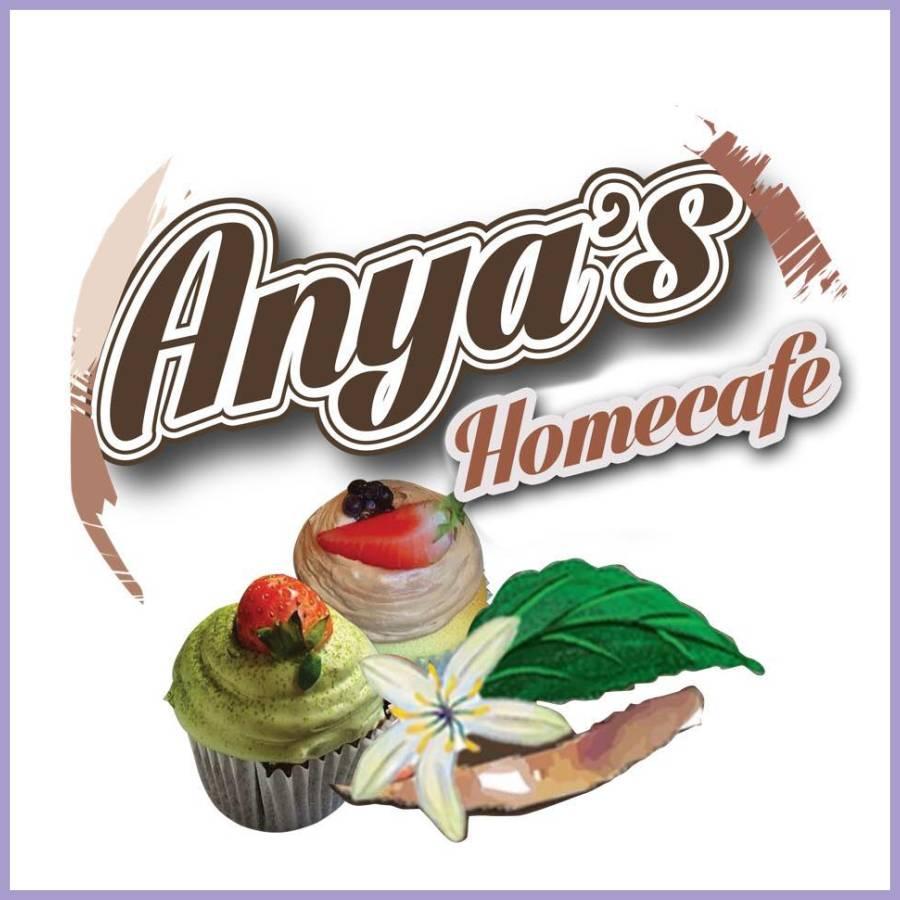 Anya's Recipes logo