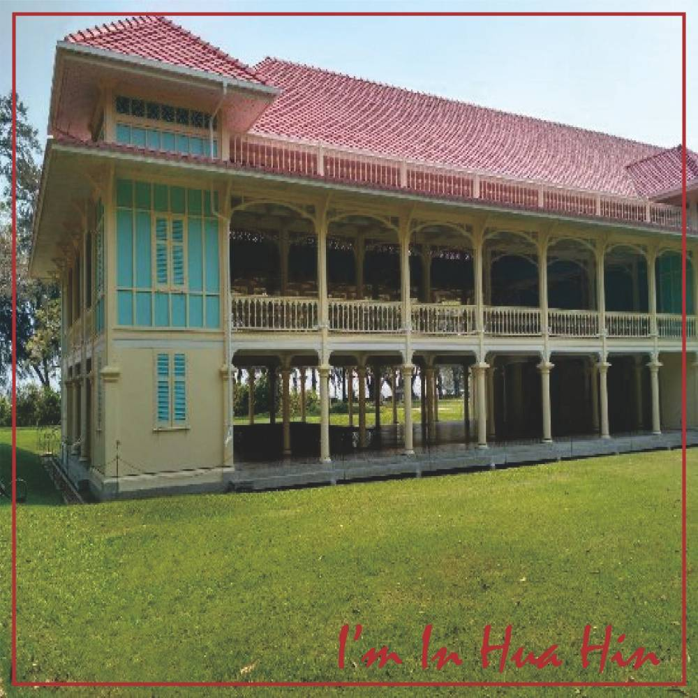 Klai Kang Won summer palace Hua Hin Thailand