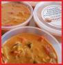 chicken massaman in microwavable pot as supplied by Maya's kitchen