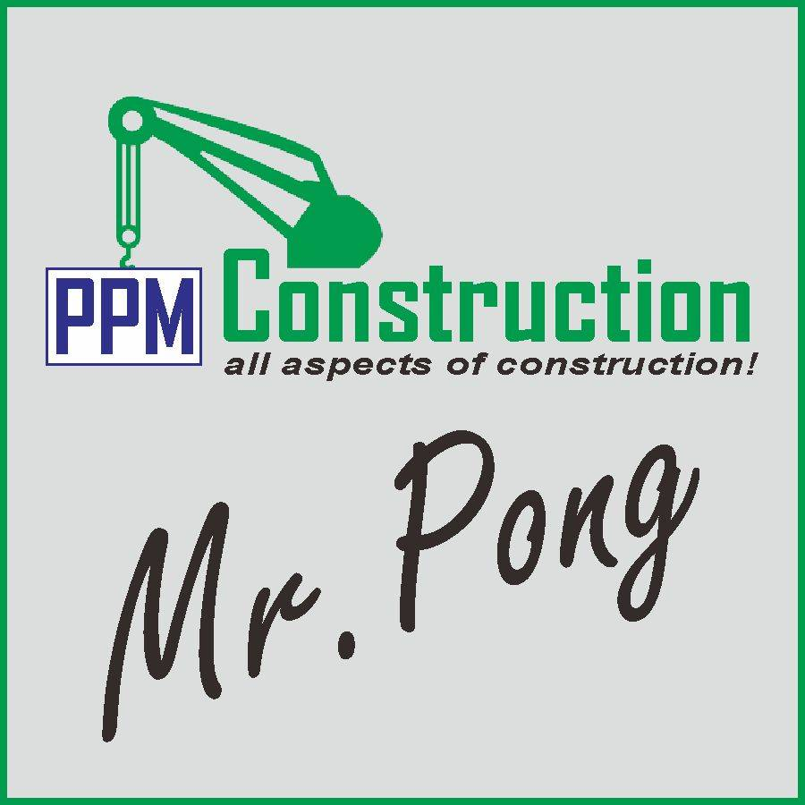 mixed colour text indicating building services on iminhuahin.com