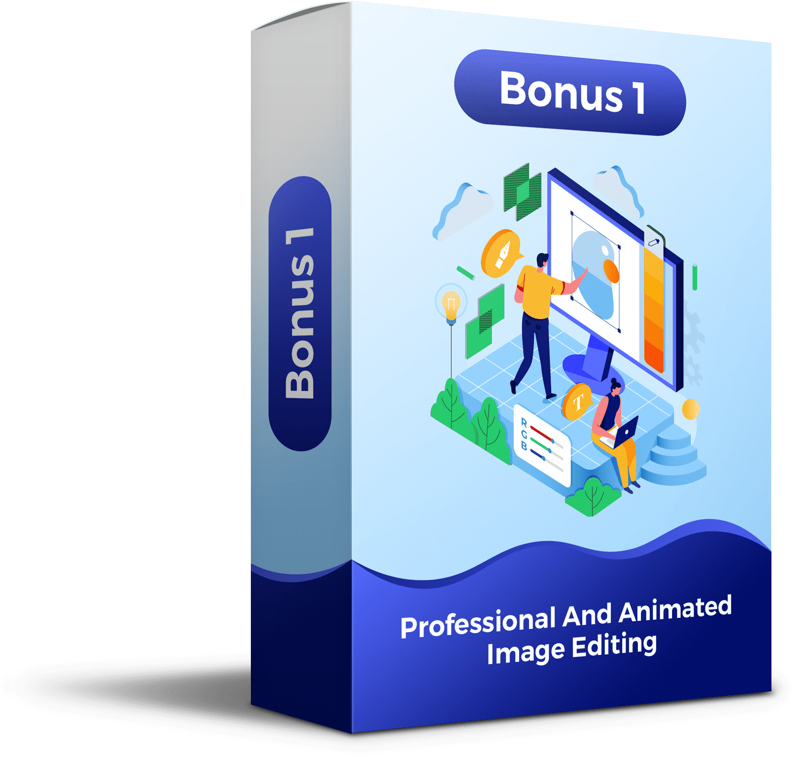 Professional And Animated Image Editing