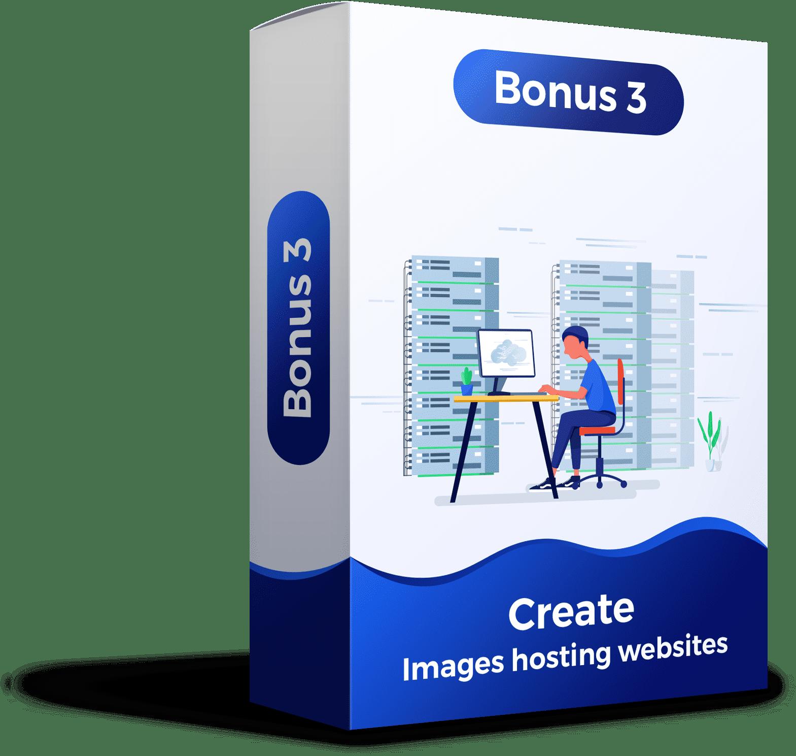 Create Image Hosting Websites