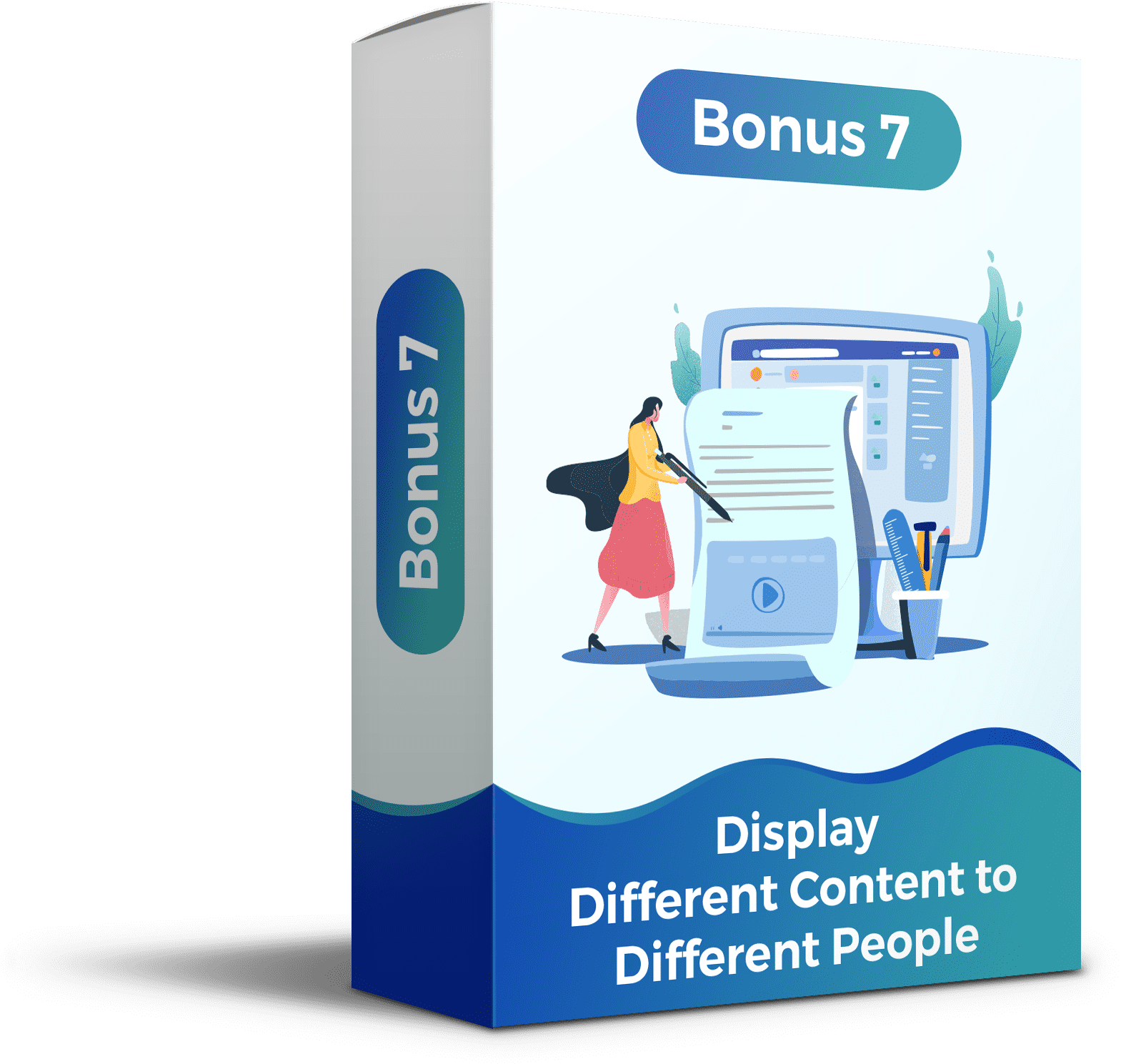 Display Different Content To Different People