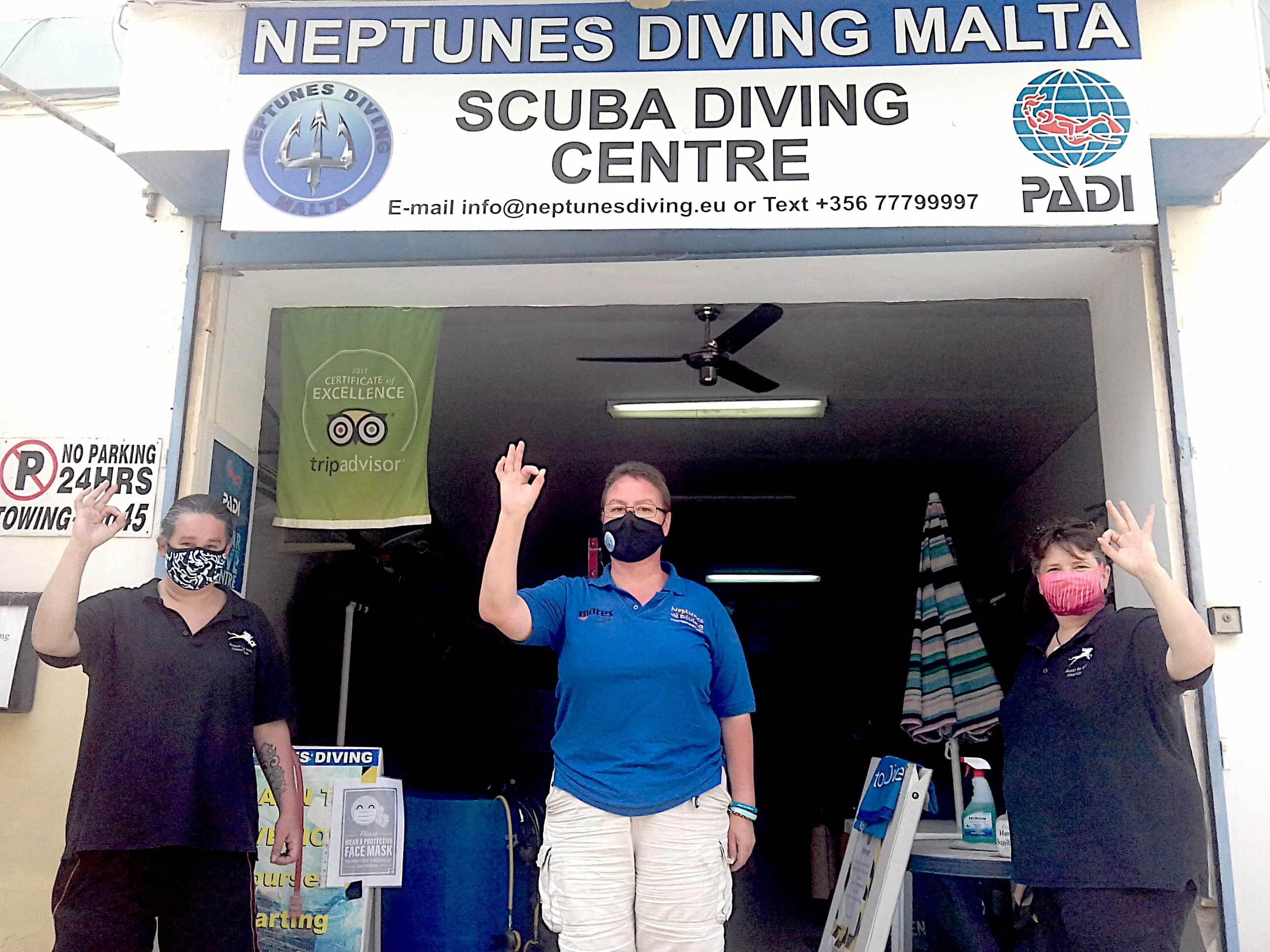 Rescue Diver & Advance Course