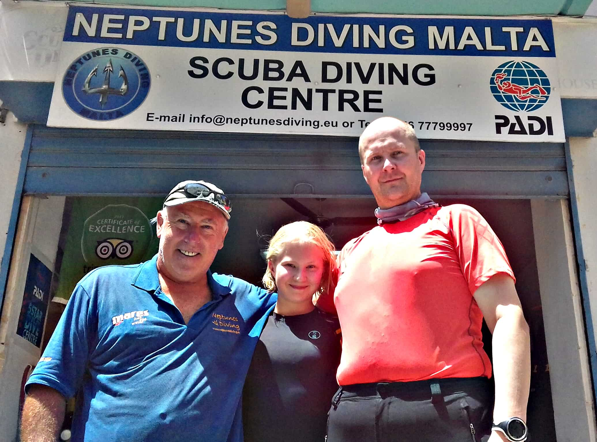 Night Dives with Neptunes Diving Malta