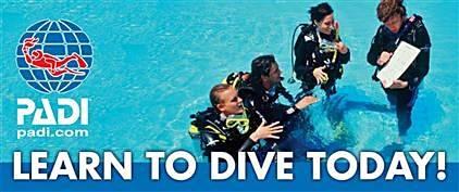 Learn to dive Malta